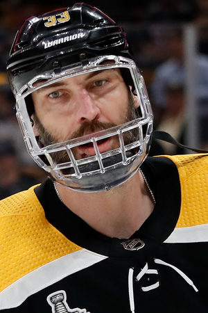 Bruins' Zdeno Chara Looks Absolutely Menacing In This Sick New Painting