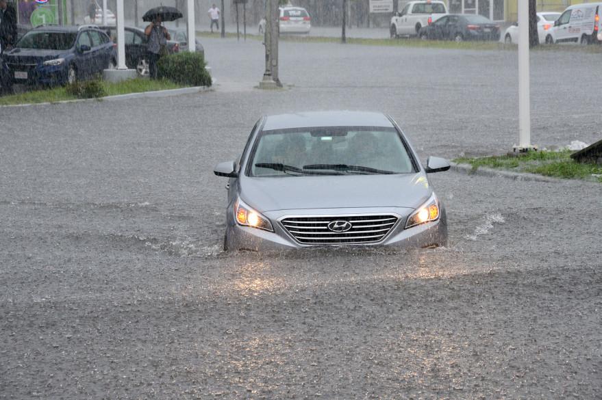 Boston faces major challenge as sea levels rise