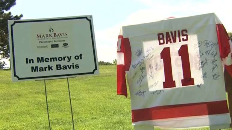 Boston Bruins hit links to raise funds in honor of former BU hockey player killed on 9/11