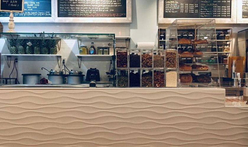 Tea Ice Cream Landed in Back Bay This Weekend