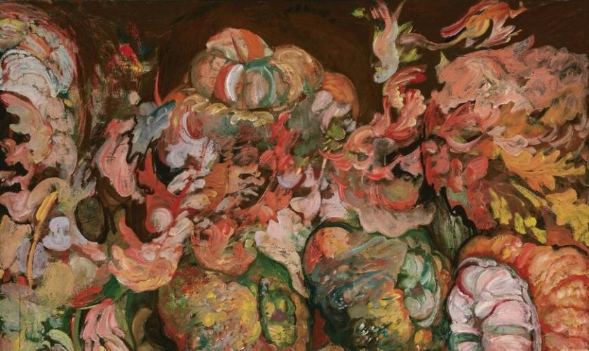 'Matters of Life and Death': Boston Expressionist artist Hyman Bloom saw beauty in the mystery of mortality