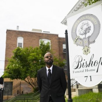 WHAT'S NEW: Worcester's first African American-owned funeral home in generations opens downtown