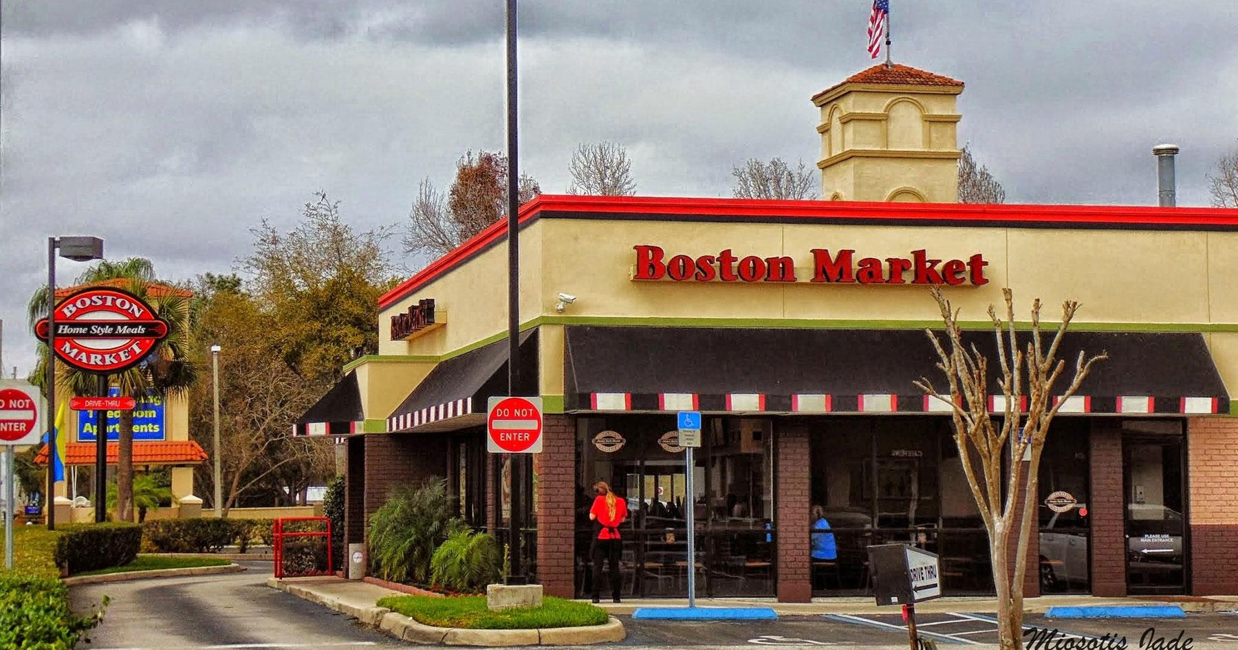 Boston Market closes 45 locations
