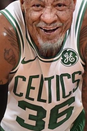 #AgeChallenge: Here's a glimpse at what Boston athletes could look like in 50 years