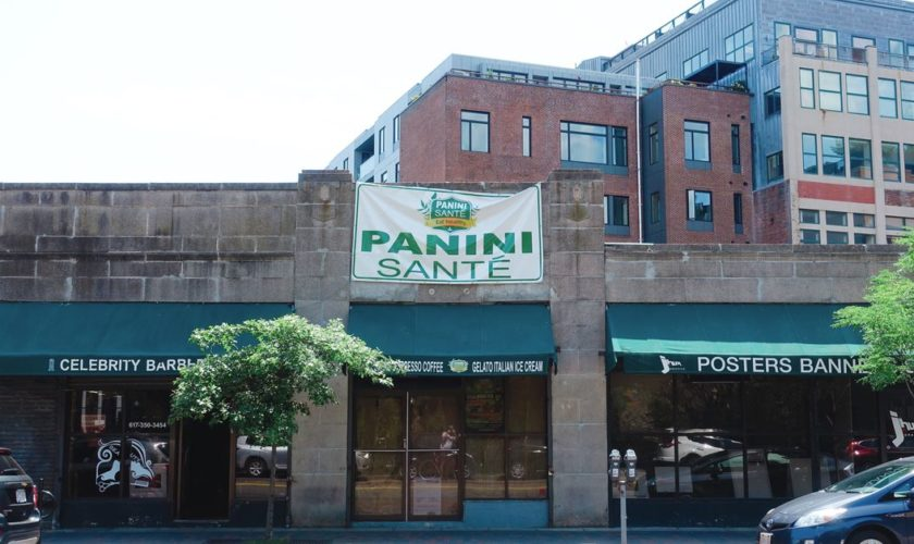 A Canadian Panini Restaurant Is Coming to the South End