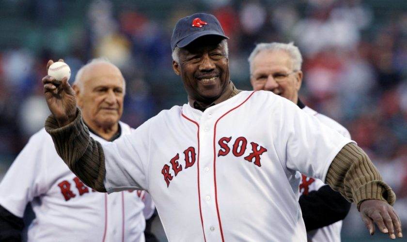 Pumpsie Green, first black player for Red Sox, dies at 85