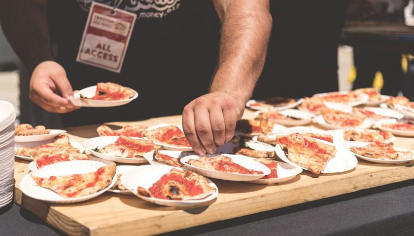 The Boston Pizza Festival is back with some wild pizza creations