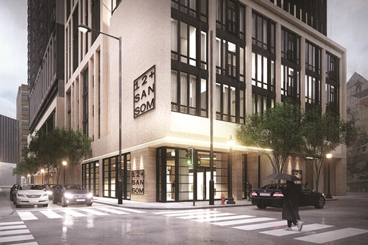Boston group plans 24-story senior living tower in Center City