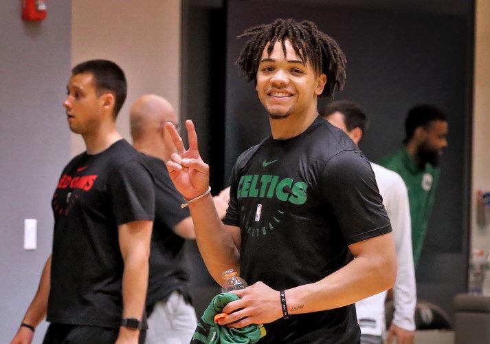 Carsen Edwards shines, Celtics beat 76ers in summer league opener