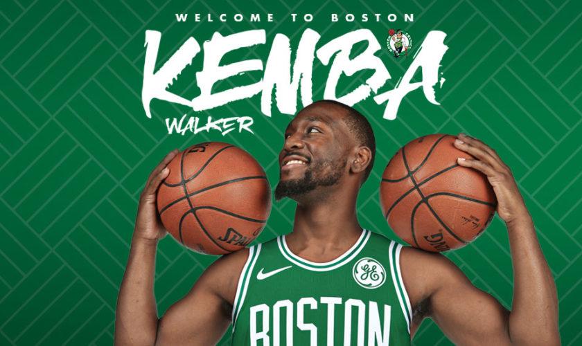 Celtics Acquire Three-Time All-Star Kemba Walker