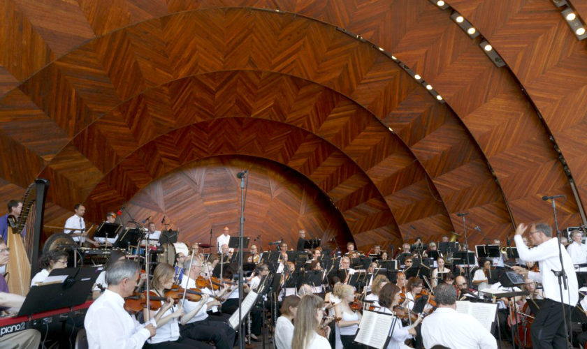To Do Today: Boston Landmarks Orchestra Commemorates the 50th Anniversary of Man's Landing on the Moon with a Free Concert
