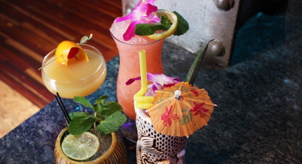 Tiki Rock Brings A Vibrant Tropical Culture To Downtown Boston