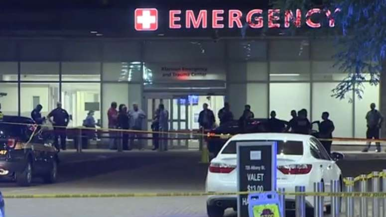 Police launch investigation at Boston Medical Center after 1 dies, another injured in double shooting