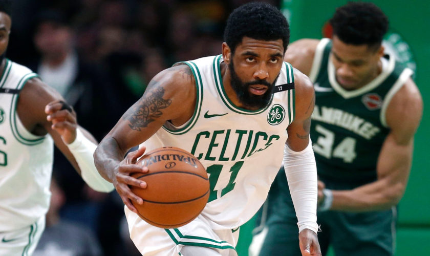 When Kyrie Irving will first return to Boston