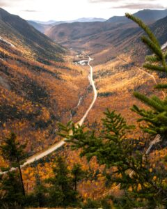 white mountains new hampshire best weekend getaway from boston