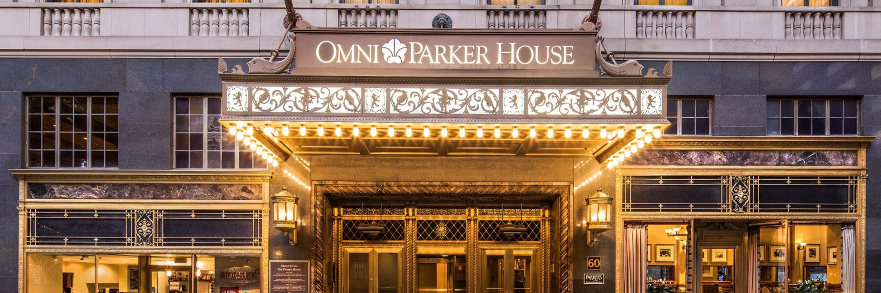 boston hotel omni parker house