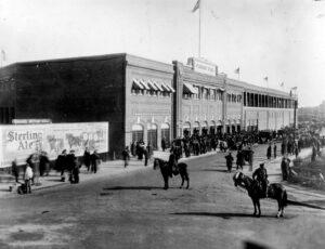 fenway park circa 1912