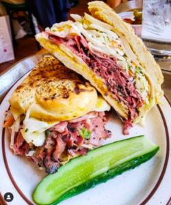 sam lagrassa boston sandwiches