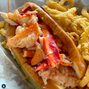 best lobster rolls in new england bobs clam hut