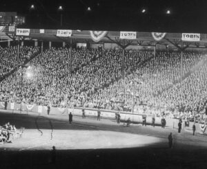 fenway park history 1944 fdr