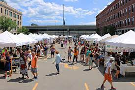 labor day weekend sowa open market