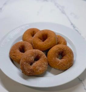 best apple cider donuts wilson