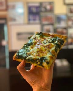 best pizza places around boston pinocchio's