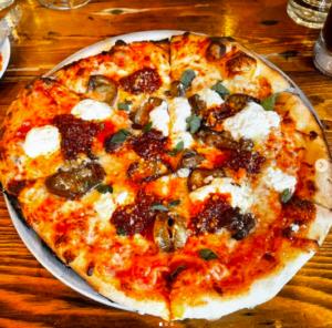 best pizza places around boston coppa