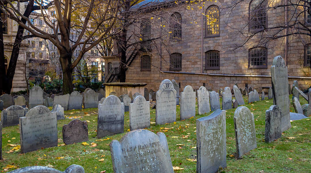 Top Haunted Places In Boston